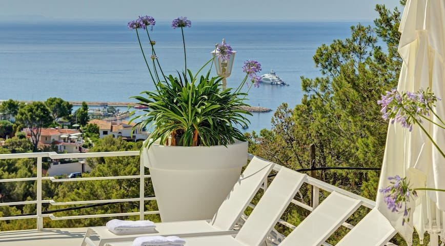 Villa Living Space - Costa d'en Blanes - Villa