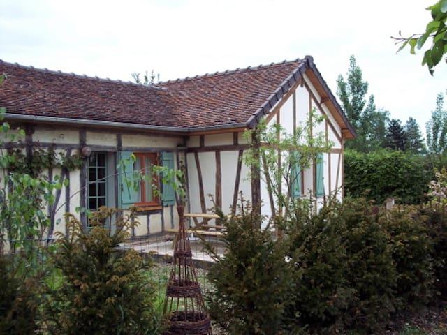"""Gîte """"Le Closet"""" - Lusigny-sur-Barse - Rumah"""