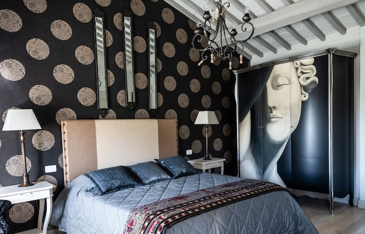 1st bedroom - Mezzanino
