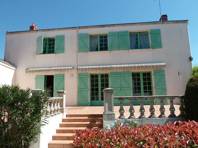Great village house - Saint-Cyr-en-Talmondais - Ev