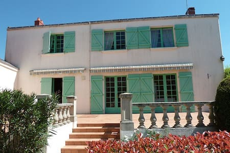 Great village house - Saint-Cyr-en-Talmondais - Casa