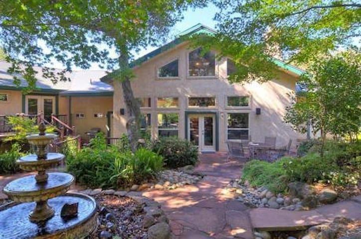 Lumber Mill House - Fair Oaks - Haus