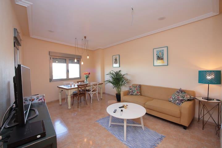Comfort y Calidad en apartamento Moderno- RODA - Roda