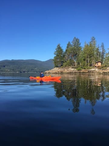 Guidebook for Sechelt and the  Sunshine Coast