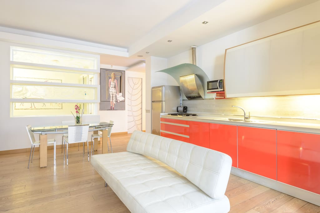 cucina/living
