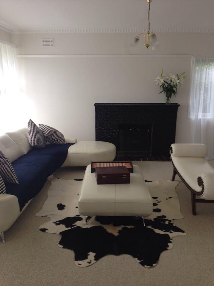 Charming spacious family home