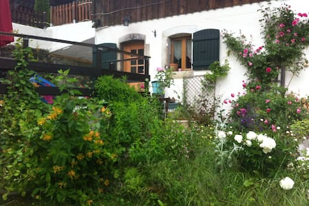 Maison à la montagne - Bellevaux - 一軒家
