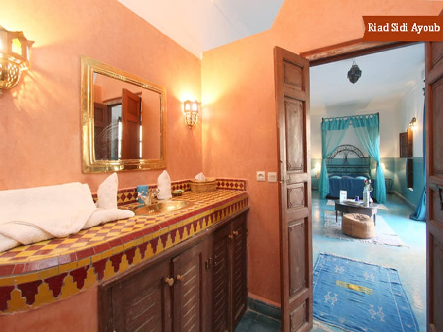 Room privat  in Marrakech
