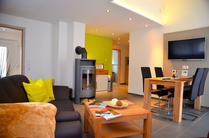 Ruhe und Ausblick für 4 - Königstein - Appartement