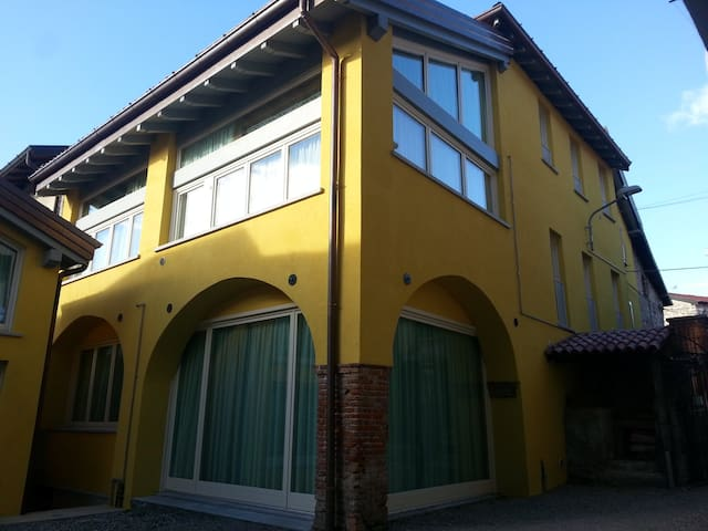 Suite Home Gavirate - Lake Varese - Gavirate - Apartamento
