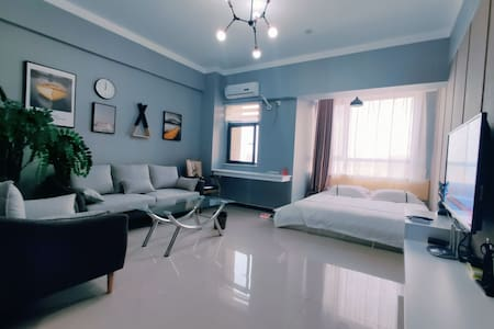 『轻奢雅居』现代雅致公寓 位于锦鼎国际 近达活泉、火车站