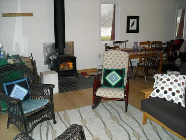 Ski House Between Kilington & Okemo - Plymouth - Casa