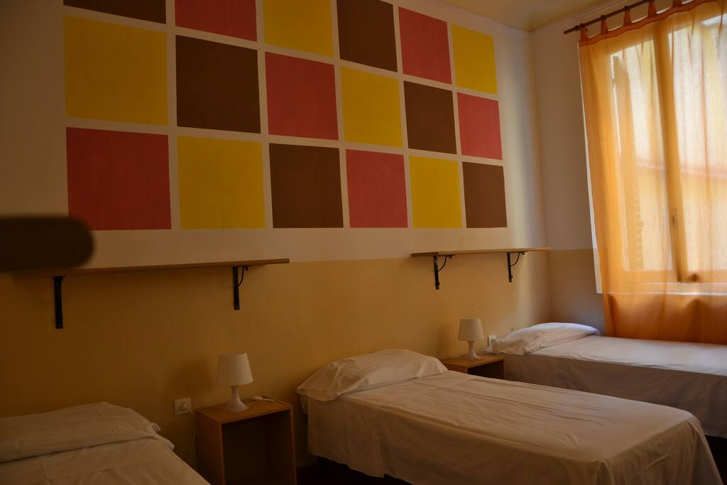 Room at Leonardo House in Florence