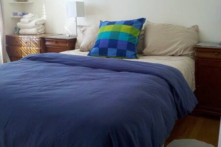Clean, comfortable room #1 - House