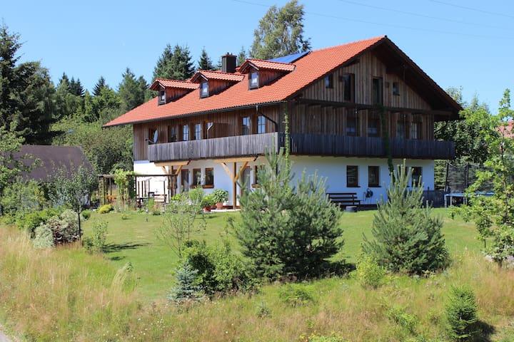 Ferienwohnung im Kräuterdorf Nagel - Nagel