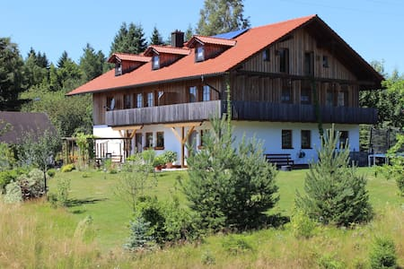 Ferienwohnung im Kräuterdorf Nagel - Nagel - Wohnung