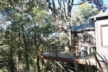 THE TREEHOUSE KANGAROO VALLEY-on Kangaroo River