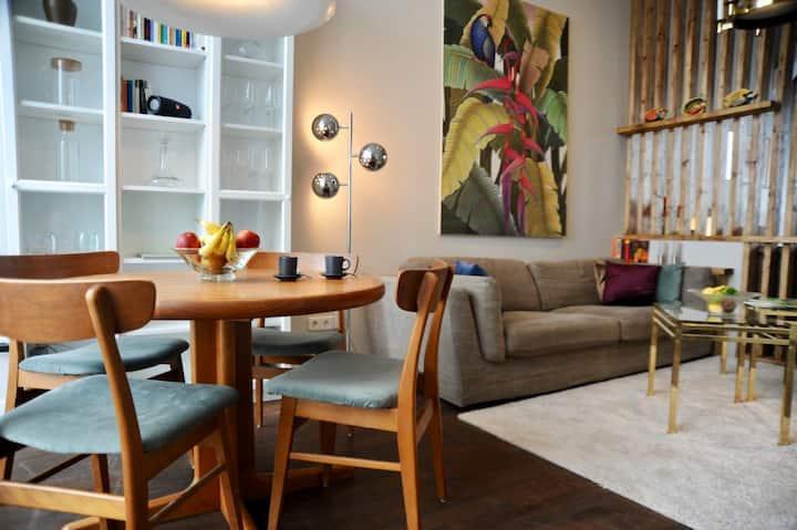 Newly built, beautiful Premium Penthouse Loft