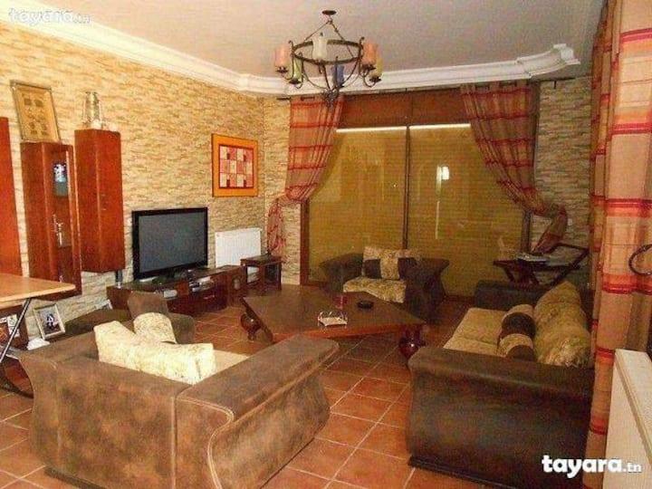 Villa avec piscine à Hammamet Sud