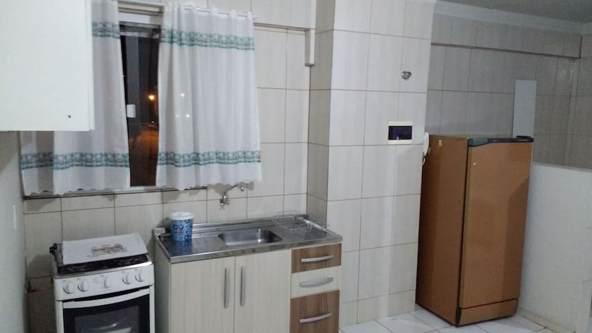 Central 1 bedroom apt in Jaraguá do Sul - Jaraguá do Sul - Lägenhet