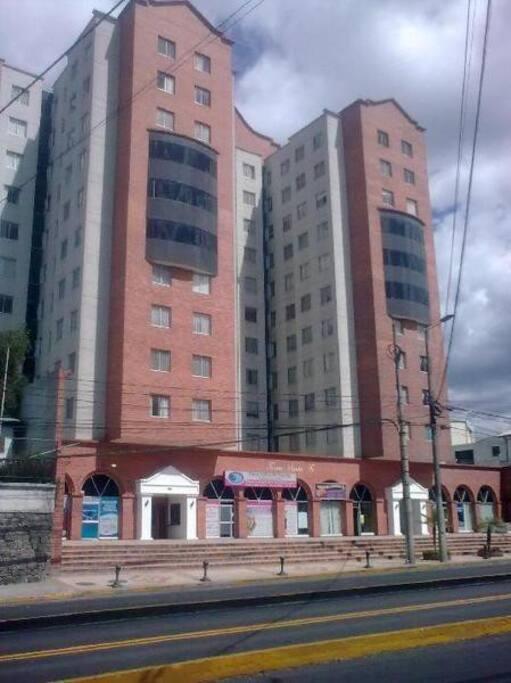 Torres Santa Fe
