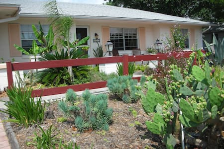 Private 2 Bedrm/ 1 Bathroom Guest Suite - St. Augustine - House