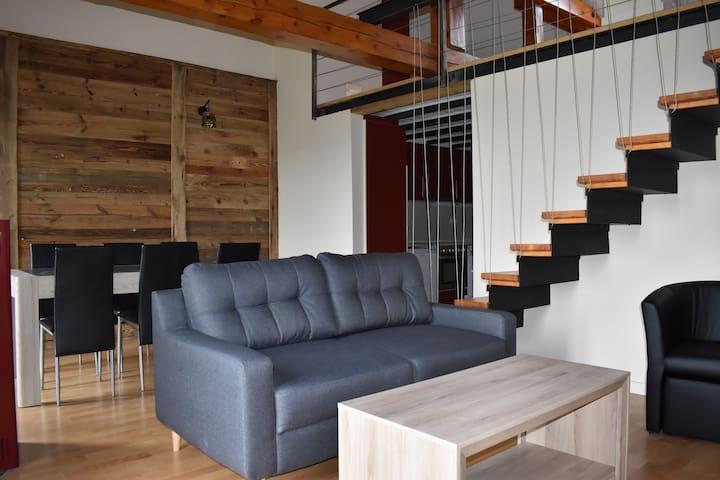 Enveitg: Duplex avec Vue Panoramique