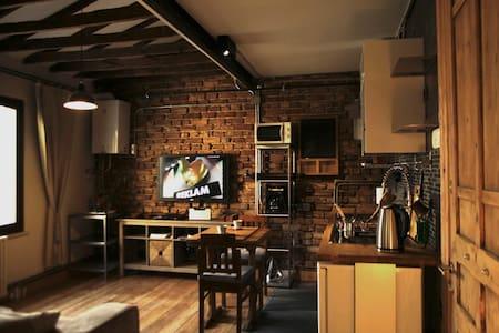 amazing location, stylish loft - Istanbul - Apartment
