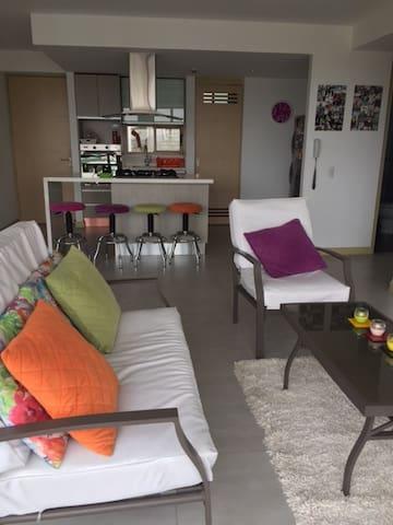 Habitación de lujo, Floridablanca - Bucaramanga - Apartament