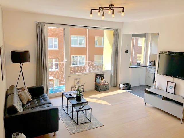 Cozy Harbour Apartment close to everything in DUS!