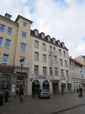 Direkt Fußgängerzone, am Hafen, Strandnähe - Flensborg