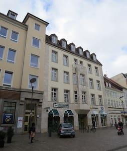 Direkt Fußgängerzone, am Hafen, Strandnähe - Φλένσμπουργκ