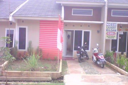Kamar pribadi di Tangerang - Tangerang - House