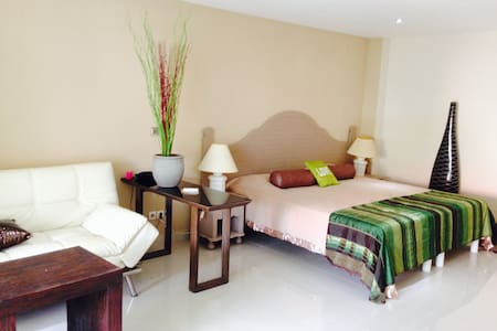 bambou condo in lagoon residence - Marigot