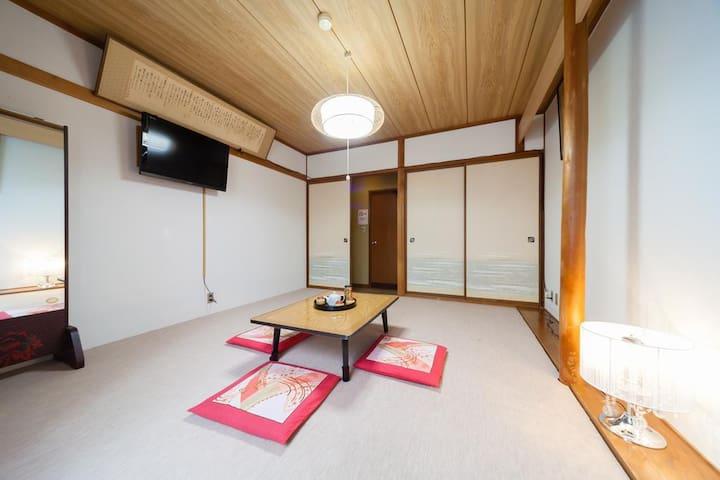 Petit Hotel P-Bow Japanese-Style Quadruple Room
