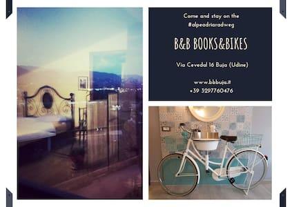 B&B Books&Bikes Buja