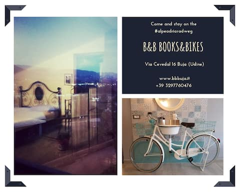 B&B Books&Bikes Buja