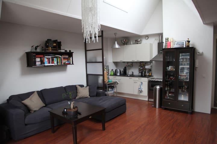 Nice place in Naarden - Naarden - Apartamento