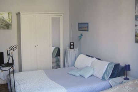 British Style room with balcony - Turin - Bed & Breakfast