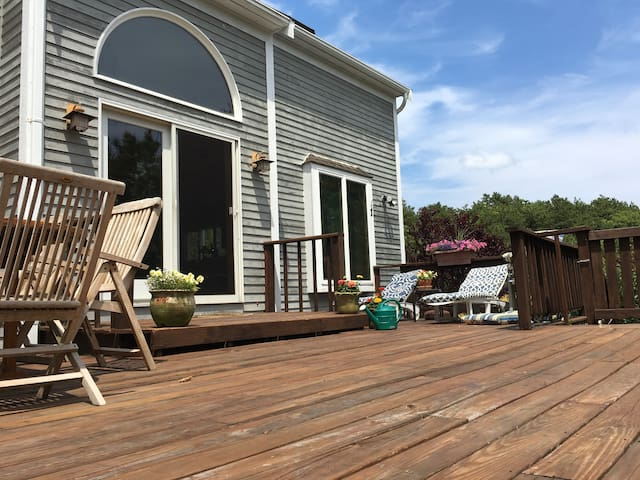 JUNE, SEPT. AVAIL., SAVE $$, GARDEN OASIS, DOG OK! - Truro - House