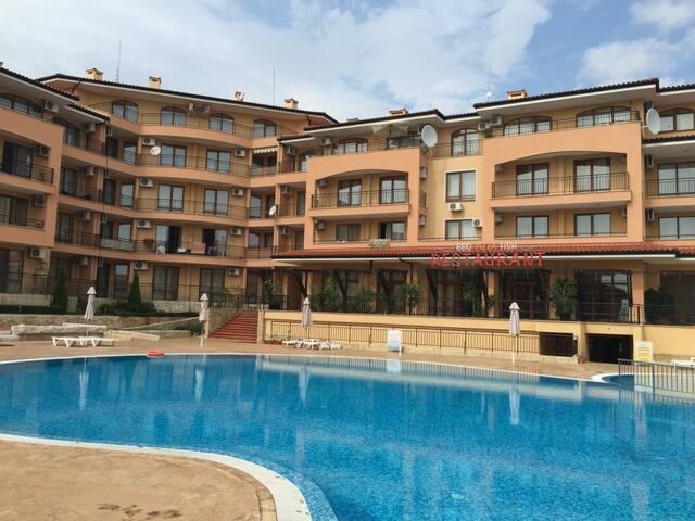 Апартаменты с одной спальней  в Святом Власе - Sveti Vlas - Appartamento