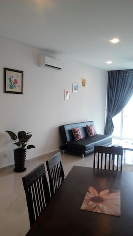 Simple and cozy home near to Legoland - Nusajaya