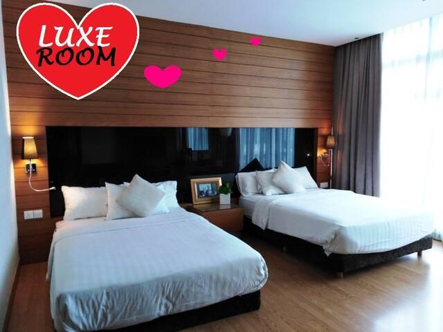 2-4pax Luxe Suite, KL Sentral area