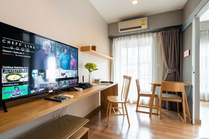 ♥ Family home ♥ with walking distance to Siam, MBK