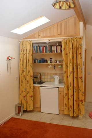Self-contained Studio in Botley - Oxford - Apartment