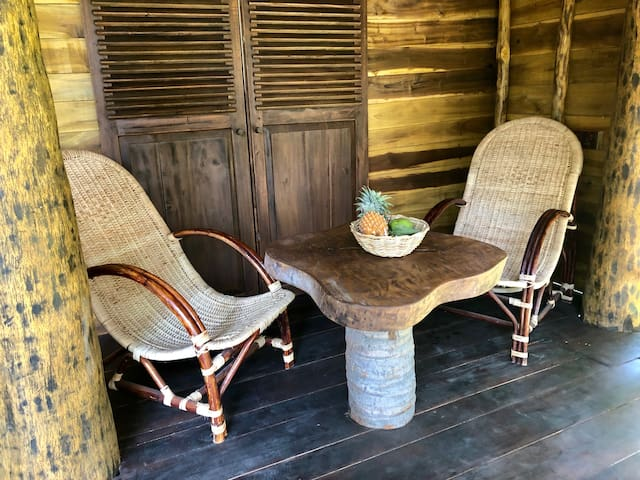 Wind Blend Kite Resort : Family Bungalow