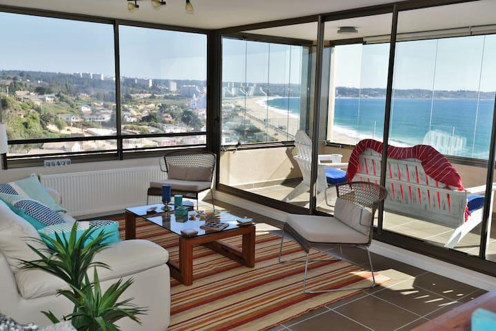 New Luxury Beach Getaway-Quiet Relaxation