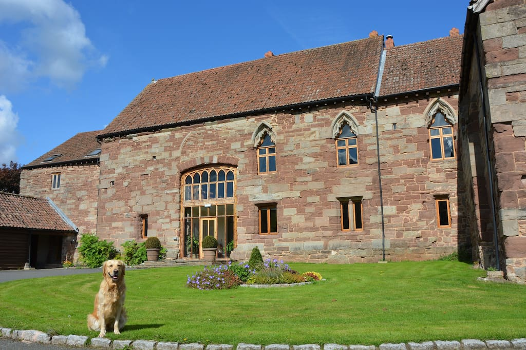Flanesford Dog Friendly
