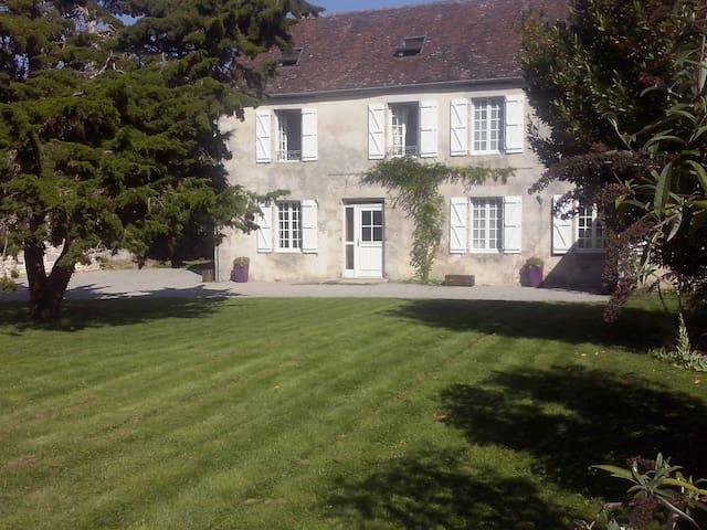 Maison à  3 mn du centre d'Alençon - Saint-Germain-du-Corbeïs - Hus