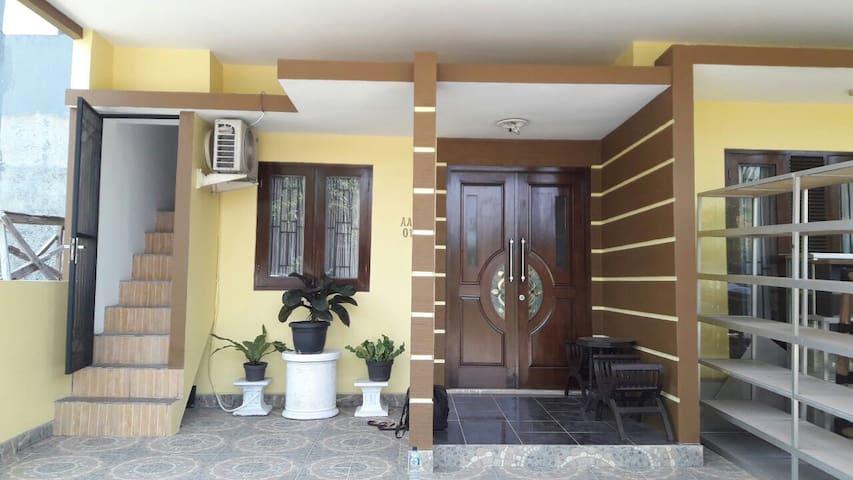 Cibubur Home